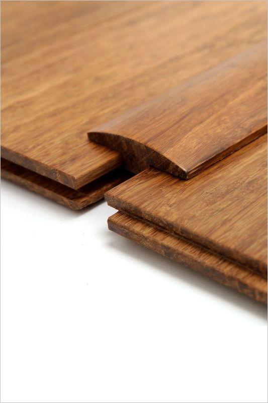 Barre de seuil bambou densifi ambre ecoligne bambou - Barre de seuil alu exterieur ...