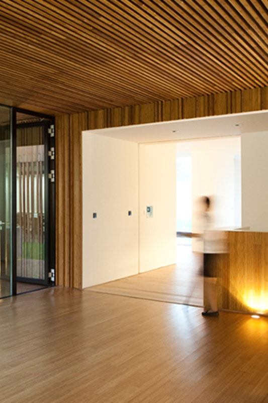 parquet bambou flottant vertical ambre ecoligne bambou. Black Bedroom Furniture Sets. Home Design Ideas