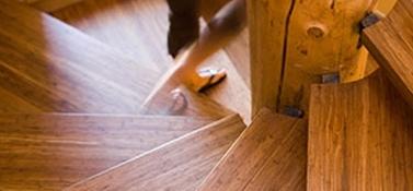 nez de marche en bambou barre de seuil plinthe et quart. Black Bedroom Furniture Sets. Home Design Ideas