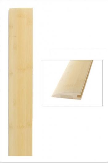 Réducteur bambou horizontal naturel 10 mm