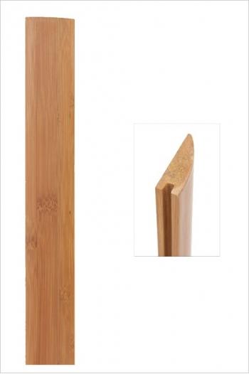 Réducteur bambou horizontal ambre 10 mm