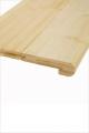 Nez de marche bambou vertical naturel