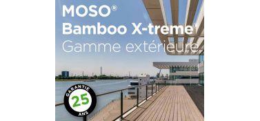 Terrasse bambou x-treme